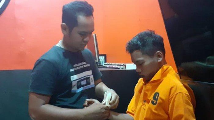 Bobol Rumah Warga di Karimun, Ditangkap saat Berjualan Sate di Batam, Ini Pengakuan Pelaku