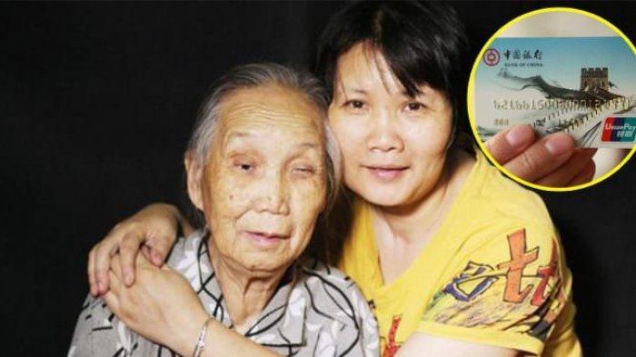 Merinding! Wanita Ini Berniat Ambil Sisa Tabungan Ibunya yang Meninggal, Tiba di ATM Dia Nangis!