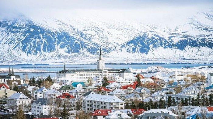 Ternyata Ini Alasan Mengapa Negara Islandia Mengimpor Es Batu Berton-ton