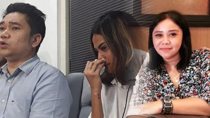 4 Curhatan Ibu Tiri Vanessa Angel, Kecewa dengan Pacar Vanessa Angel Bibi Ardiansyah
