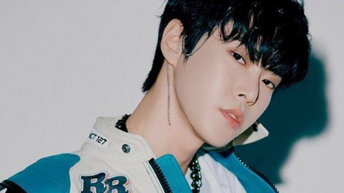 Cover Lagu Cinta Luar Biasa, Doyoung NCT 127 Kaget Videonya Ditonton Sampai 9 Juta Kali
