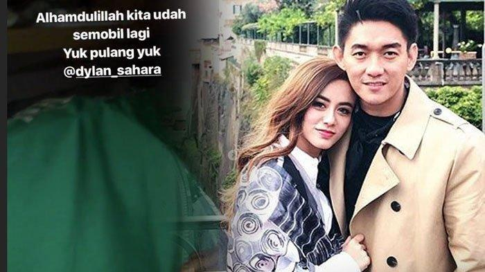 Doa Ifan Seventeen Dihari Ulang Tahun Dylan Sahara, 'Kita Dinner Romantis di Surga Sayang'