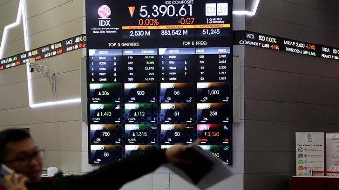 IHSG Selasa 6 April 2021 Menguat 0,44% ke Level 5.996, Saham-saham ini Banyak Dijual Asing