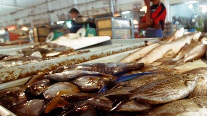 Ikan Dingkis Paling Dicari Jelang Imlek, Ekspor ke Singapura Capai 7 Ton per Hari