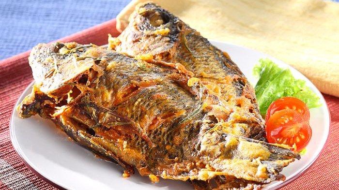 Resep Ikan Mujahir Goreng Daun Jeruk, Lebih Gurih dan Crispy