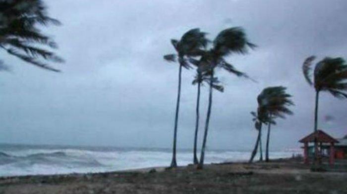 Angin di Bintan dan Tanjungpinang Masih Variabel, Camat Ingatkan Warga Berhati-hati