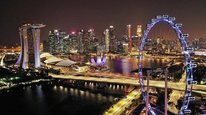 Siapkan Paspor Hingga Penginapan Strategis, Ini Tips Wisata Seru ke Singapura