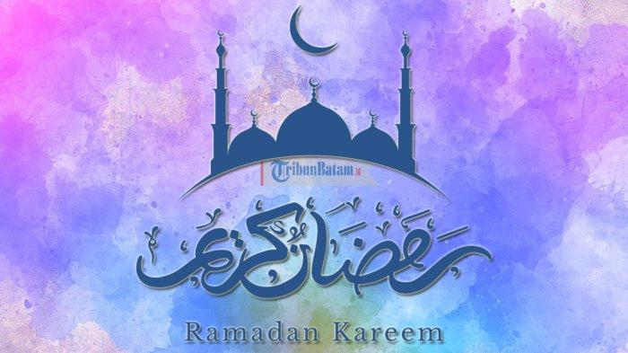 ilustrasi Bulan Puasa Ramadhan (ramadhan kareem)