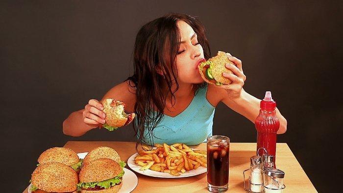 Ilustrasi eating disorder