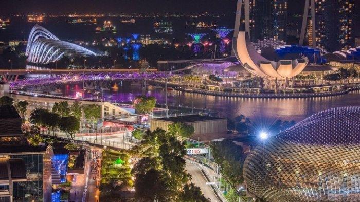 Rekomendasi 7 Tempat Wisata Gratis Untuk Natal dan Tahun Baru di Singapura