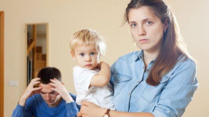 ILUSTRASI - Family burnout bisa terjadi selama pandemi