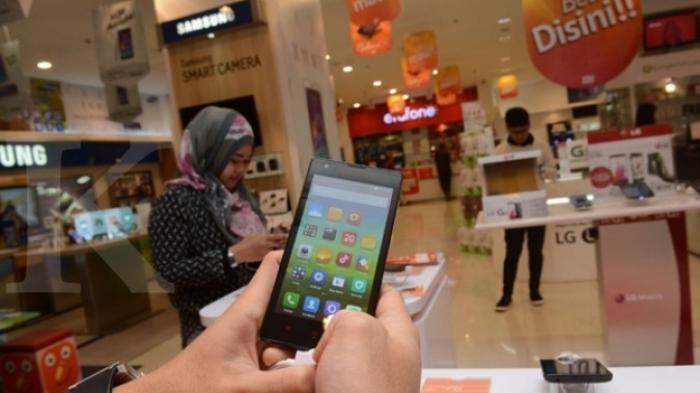 Inilah LIMA Besar Merek Smarthpone yang Kuasai Pasar Indonesia. Posisi Samsung Makin Terjepit