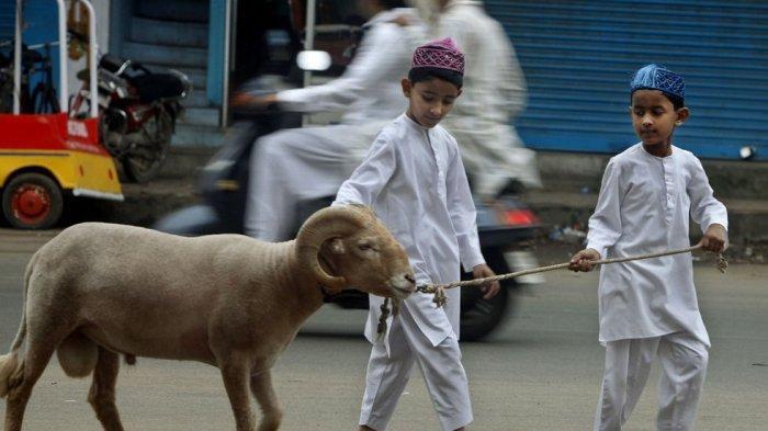 Begini Tradisi Idul Adha di 7 Negara Dunia, Paskitan Beri Hari Libur 4 Hari