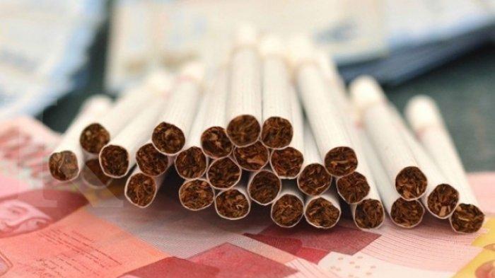 MULAI 1 Januari 2020 Cukai Rokok Naik, Harga Rokok Ikut Naik? Begini Pengakuan Pedagang di Batam