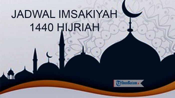Jadwal Buka Puasa 23 Ramadhan di Padang, Jambi, Pekanbaru dan Palembang, Tanjungpinang 18.06 WIB