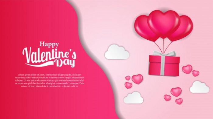 GIF atau Gambar Bergerak Ucapan Hari Valentine, Cocok Dikirim kepada Istri atau Pacar