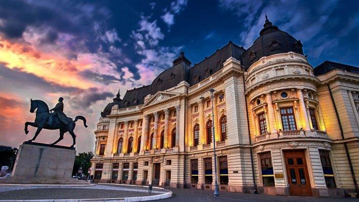 Tawaran Beasiswa Kuliah S1 hingga S3 di Rumania, Berikan Uang Saku Bulanan Rp 1,3 Juta