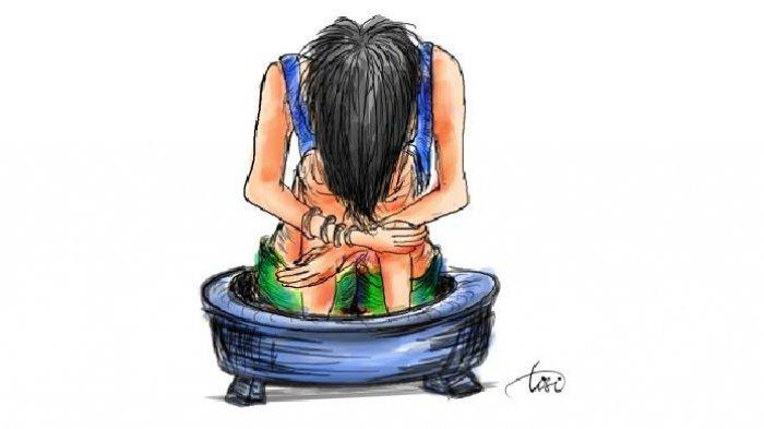Oknum Guru Siksa puluhan Siswa SMP di NTT, Paksa Minum Air Kotor Bau Pesing