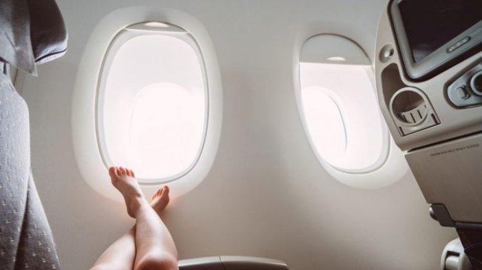 Cegah Nyeri Punggung, Ini 6 Tips Tetap Nyaman di Kursi Pesawat Saat Penerbangan Jarak Jauh