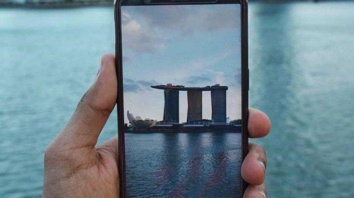 Banyak Perusahaan Dunia Menetap, Begini Tingkat Kecanduan Gadget di Singapura