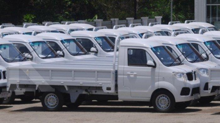 Foto Foto Mobil Esemka Bima Jokowi Resmikan Pabrik Mobil Esemka Di Boyolali Tribun Batam