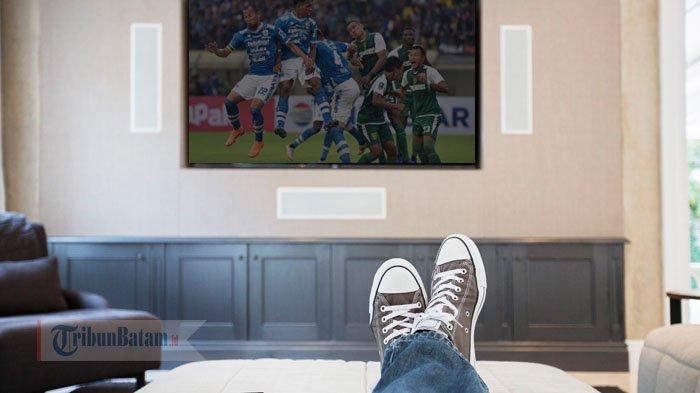 BERITA PERSIB - Persib Bandung Kuasai Siaran Televisi Selama Fase Grup Piala Presiden 2019