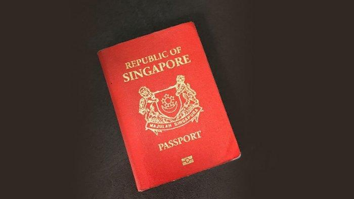Mulai Oktober 2021, Singapura Terbitkan Paspor dengan Masa Berlaku 10 Tahun