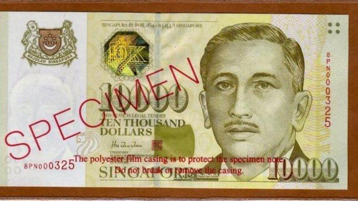 Jusuf Nababan Dipenjara di Singapura, Dihukum 50 Bulan Tukarkan Dollar Palsu