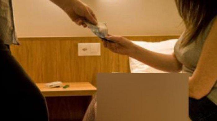 Wanita Berambut Pirang Ngamuk di Hotel, Diamankan Polisi