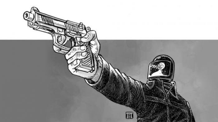 Perencana Penembakan Jaksa Dicky Ditangkap Polisi, Bertugas Carikan Senjata dan Mobil Rental
