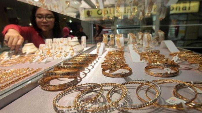 Bersihkan Pakai 5 Bahan Dapur Ini, Perhiasan Emas dan Perak Kinclong Seperti Baru