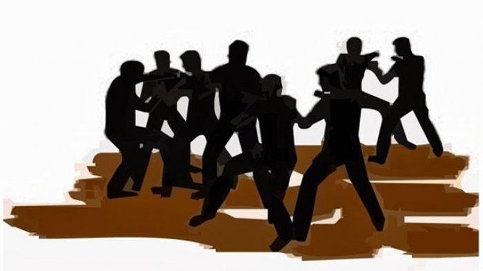 Rombongan Gunbernur Baku Hantam Dengan Pengendara di Jalan, Polisi Ceritakan Kronologis Kejadian