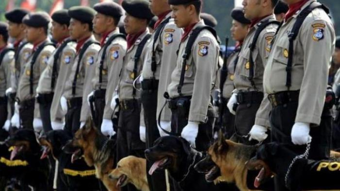 250 personel Gabungan Siaga Amankan Pemakaman Ani Yudhoyono di TMP Kalibata