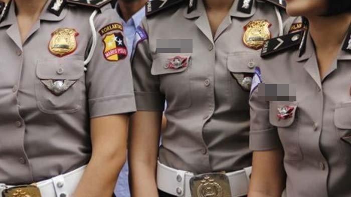 Curhat Polwan Cantik Ditikung Janda, Tetap Maafkan Suaminya yang Juga Seorang Polisi