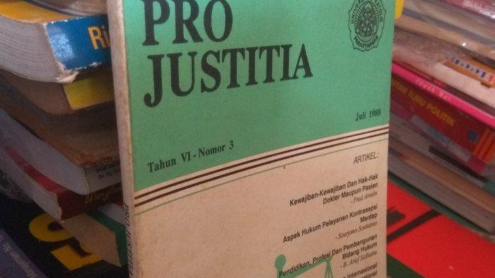 Kamu Pernah Baca Kalimat 'Pro Justitia' pada Surat Kepolisian, Apa Itu Pro Justitia ?