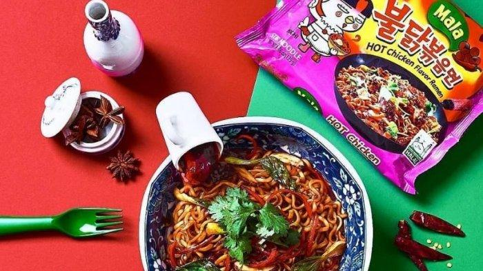 Rekomendasi 7 Ramen Terbaik di Korea Selatan, Cocok Untuk Pecinta Pedas!