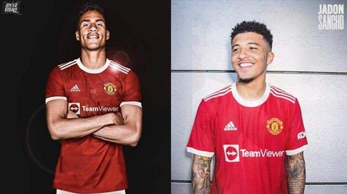Transfer Manchester United - Merapat ke MU, Raphael Varane jadi Ancaman Harry Maguire