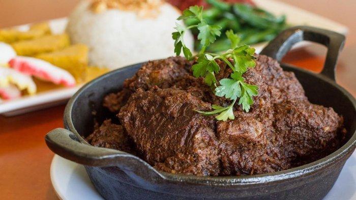 Resep dan Cara Membuat Rendang Daging, Masukkan Daging Setelah Air Mendidih