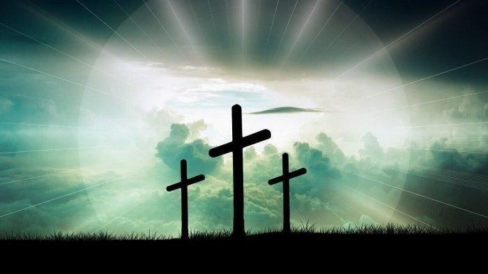 Renungan Kristen, 10 Tahap Penderitaan Tuhan Yesus Mulai dari Gensemani sampai ke Bukit Golgota