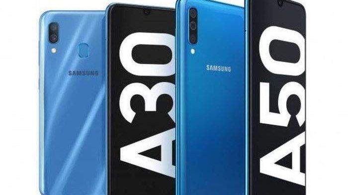 Daftar Harga dan Spesifikasi HP Smartphone Samsung Terbaru 2019 Galaxy A50, A30, A20, A10 dan M10