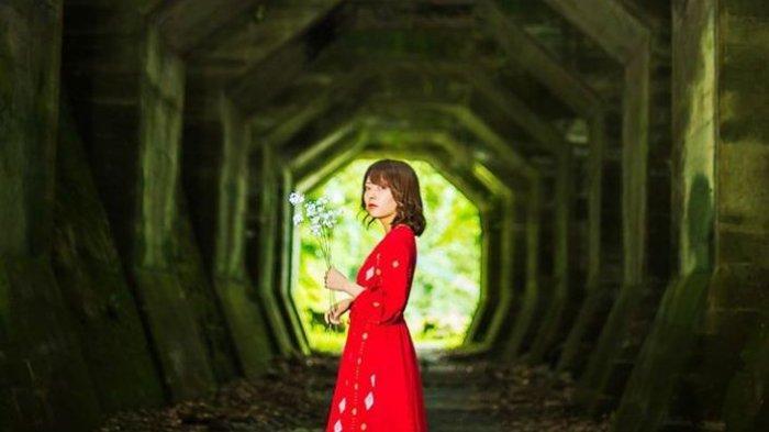 Seperti Berada di Lorong Waktu, Jelajahi Terowongan Hakkaku di Kyushu Jepang