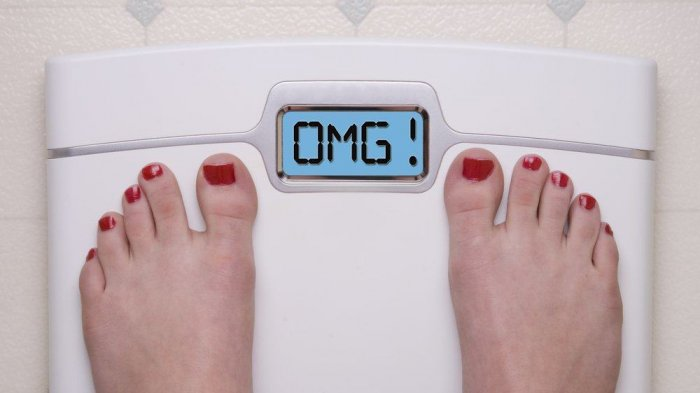 5 Tips Turunkan Berat Badan untuk Kamu yang Malas Gerak
