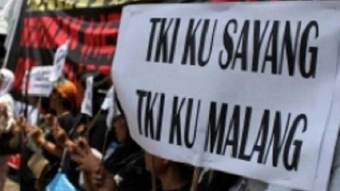 Tangisan TKI yang Mudik Lebaran Melalui Batam Setelah Bertahun Tahun Hidup di Malaysia