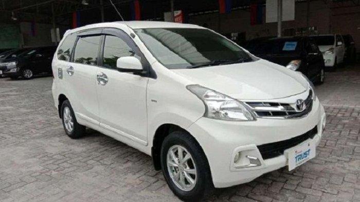 Daftar Harga Mobil bekas Toyota Avanza Rp 50 juta, Intip Spesifikasinya