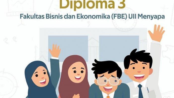 Tawaran Beasiswa D3 dan S1 di Universitas Islam Indonesia, Berikut Info Pendaftarannya