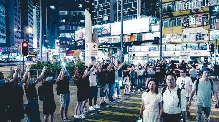 210 Channel Youtube Dinonaktifkan, Diduga Kampanyekan Melawan Demo Hong Kong