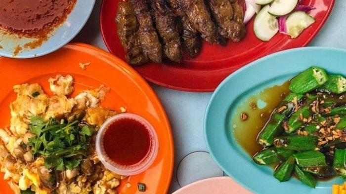 10 Pusat Kuliner Terpopuler di Penang, Sediakan Spot Jajanan Kaki Lima Malaysia