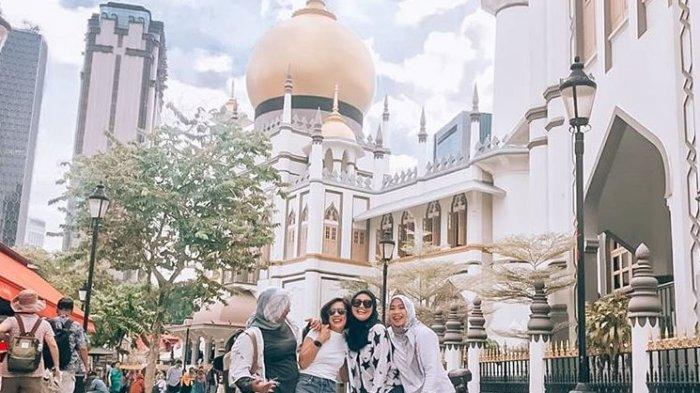 Punya 70 Masjid, Inilah Alasan Singapura Jadi Destinasi Wisata Traveler Muslim
