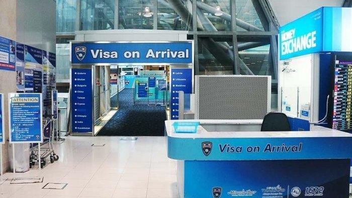 Panduan Lengkap Cara Membuat Visa On Arrival ke Thailand