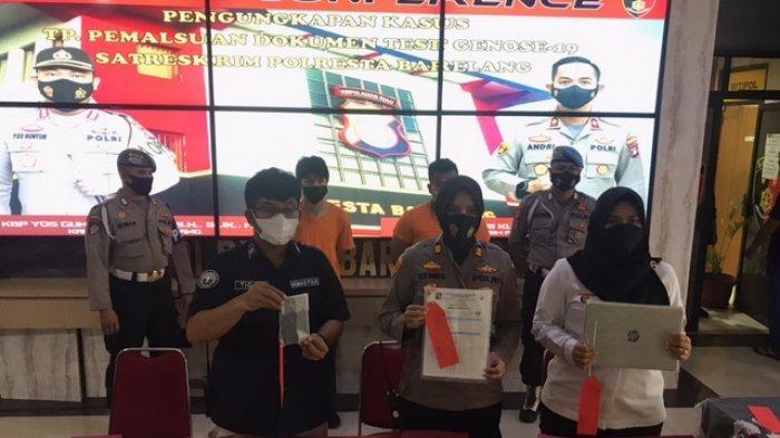 Kronologis Puluhan Surat GeNose C19 Palsu Lolos di Bandara Hangnadim Batam